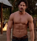 True Blood - Joe Manganiello Nude Scenes